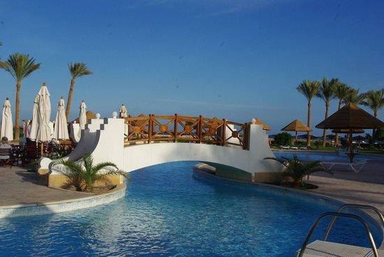 Grand Seas Resort Hostmark: Pool-Landschaft