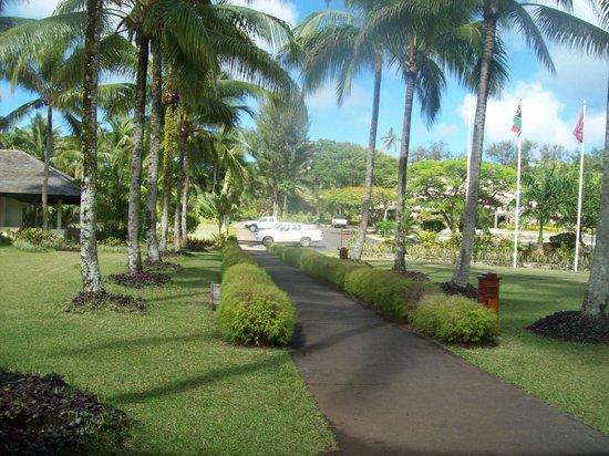 Warwick Le Lagon - Vanuatu: Gardens