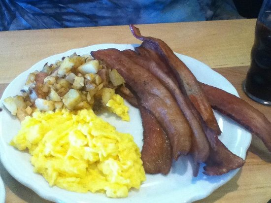 The Original Pancake House - DTC: Bacon Buster