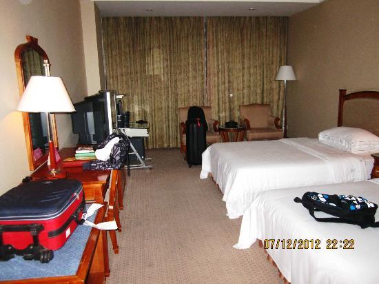 Jin Yan Fortune Grand Hotel: The room
