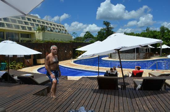 Sheraton Iguazu Resort & Spa: piscina