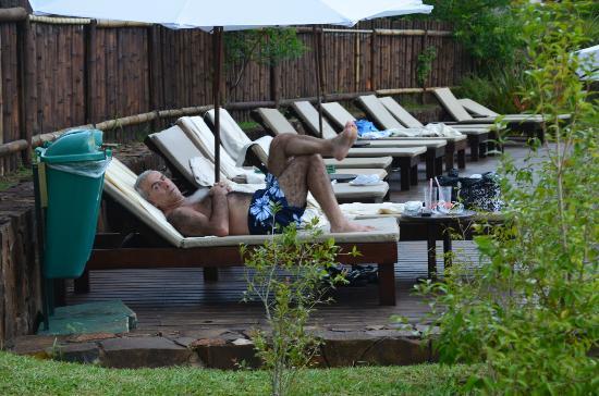 Sheraton Iguazu Resort & Spa: reposeras