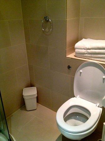 Avni Kensington Hotel: Dettaglio Bagno