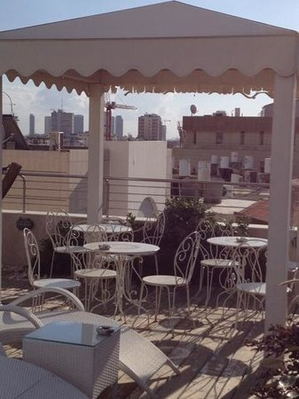 Shalom Hotel & Relax Tel Aviv - an Atlas Boutique Hotel: rooftop