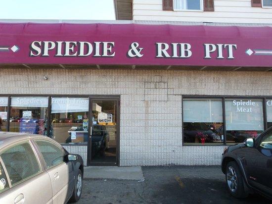 Spiedie And Rib Pit Binghamton Menu Prices