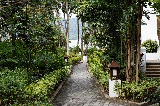 Pangkor Laut Resort: Gardens