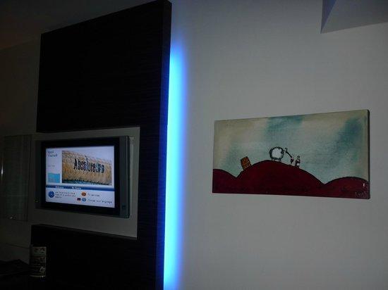 أبسولوت هوتل ليميريك: Room 