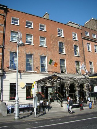The Dawson Hotel & Spa: Centrala La Stampa i Dublin