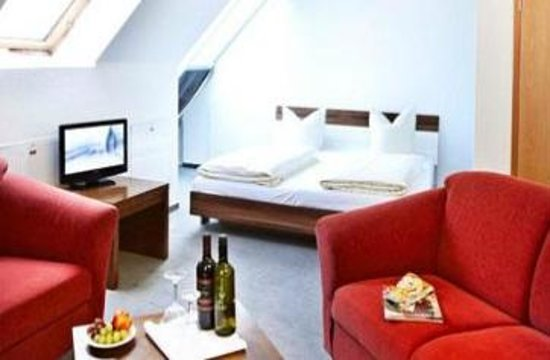 Nordic Hotel Frankfurt Offenbach: Zimmer