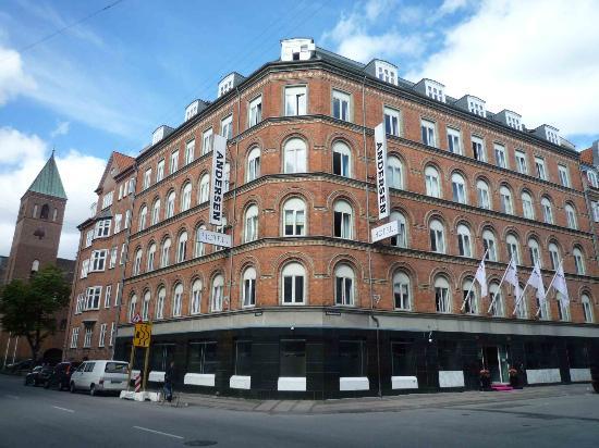 Andersen Boutique Hotel: Andersen Front View