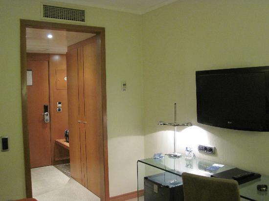 Marques De Pombal Hotel: entrée chambre