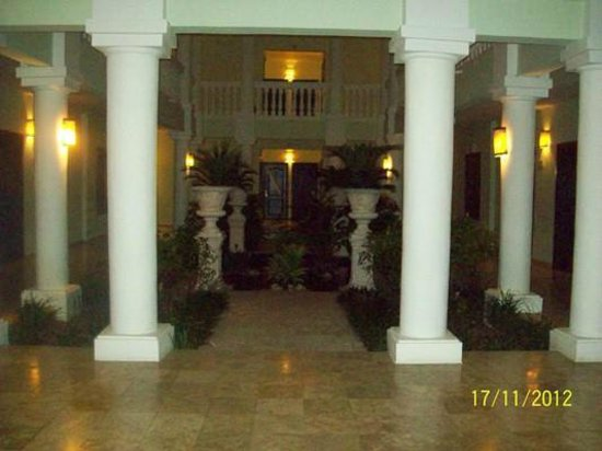 Grand Palladium Jamaica Resort & Spa: on entering the flat