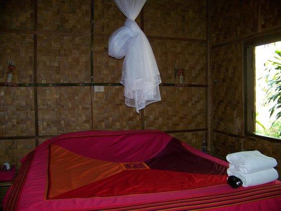 Lisu Lodge: Chambre