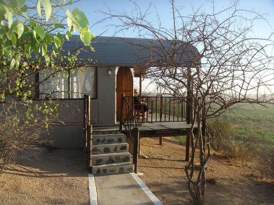 Ugab Terrace Lodge: Our room
