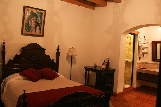 Hotel Posada de Don Rodrigo: La camera