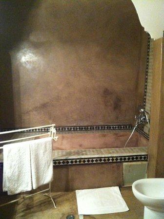 Riad Menzeh: La suite - Salle de bain