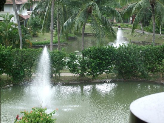 Nirwana Gardens - Nirwana Resort Hotel: 部屋から