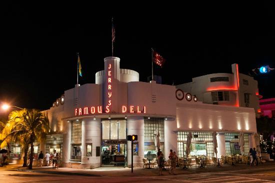 Famous Art Deco Restaurant - Picture of Art Deco Historic District ...