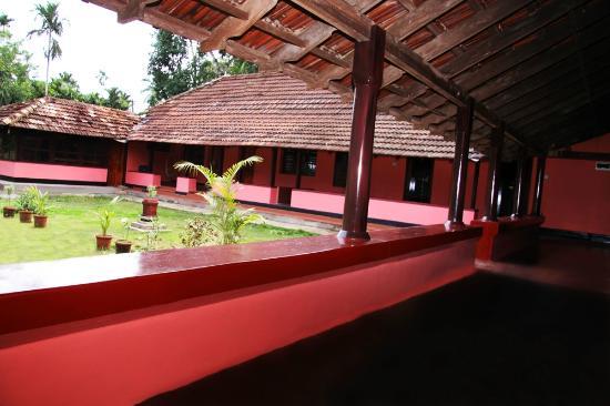 Angle View of Kudajadri Drizzle Homestay