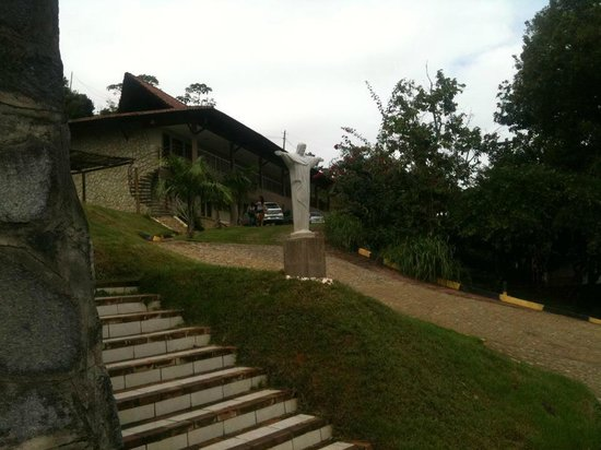 Aymara Hotel Fazenda: Area Apartamentos