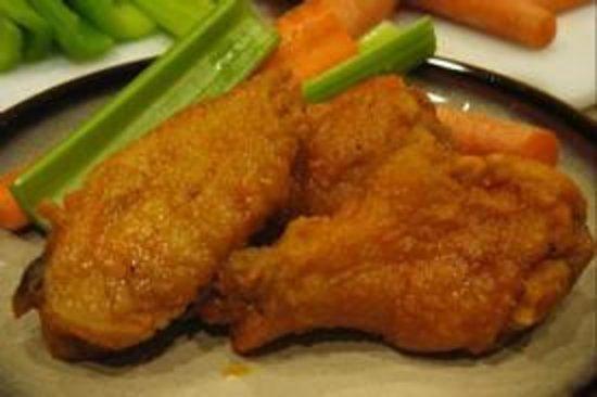 Hooters: Buffalo wings