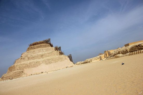 Egypt Tailor Made Day Tours: seqqara step pyramid