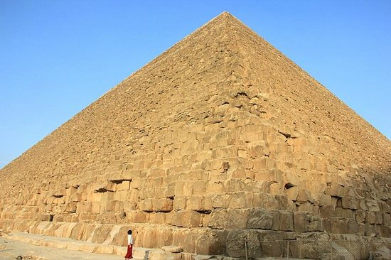 Egypt Tailor Made Day Tours: pyramid