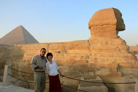 Egypt Tailor Made Day Tours: Sphinx