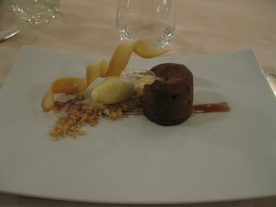 L'Yeuse : dessert