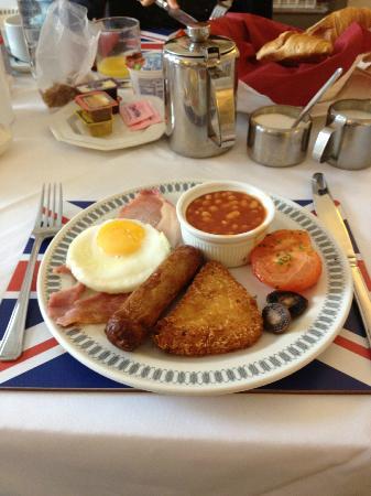 Denewood Hotel: Full english Breakfast