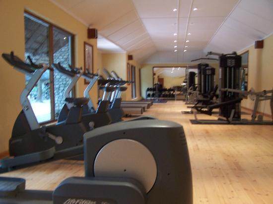 Kuredu Island Resort & Spa: Kuredu Gymnasium