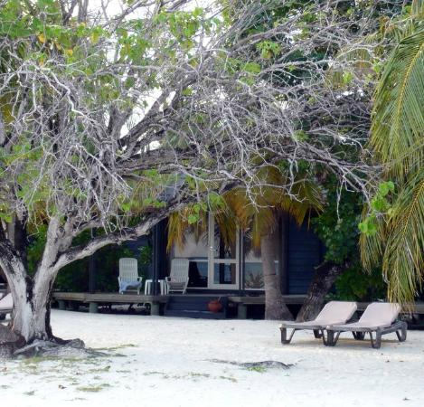 Kuredu Island Resort & Spa: Jacuzzi Beach Villa Exterior