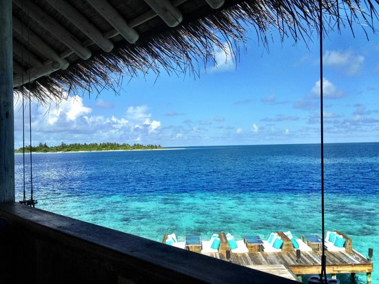 Six Senses Laamu: Breakfastroom