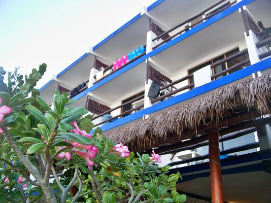 Blue Angel Resort: rooms