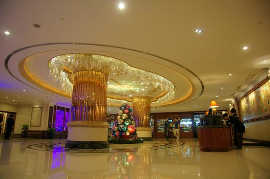 Windsor Plaza Hotel: The lobby in 4th floor
