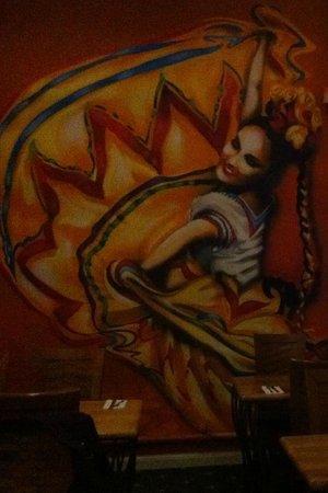 Nachos: Wall Mural