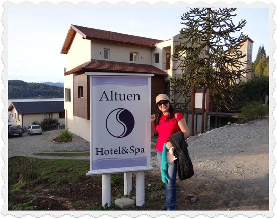 Altuen Hotel Suites&Spa: Lugar dos sonhos...