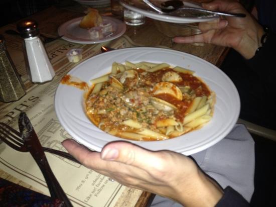 Ralph 39 s picture of ralph 39 s italian restaurant for Fish restaurant philadelphia