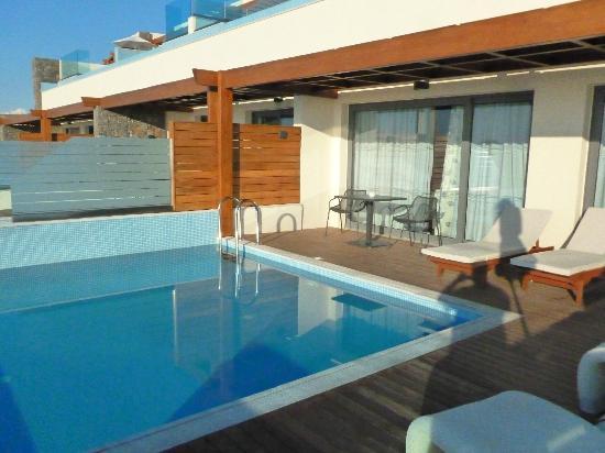 Boutique 5 Hotel & Spa: Room & private pool
