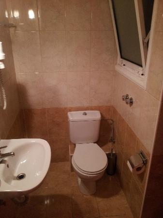 Hotel Aristoteles : bathroom