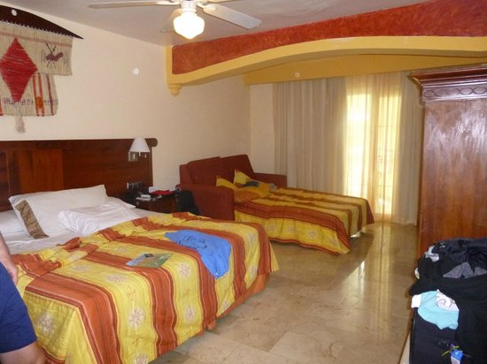Grand Palladium Punta Cana Resort & Spa: Standard Room