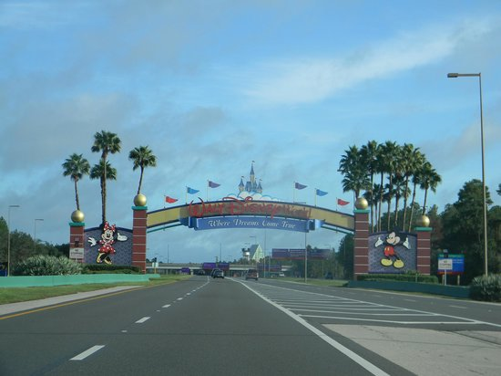 ‪‪Champions World Resort‬: Porte de Walt Disney World