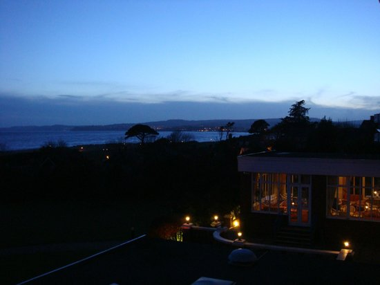 Devoncourt Resort & Apartments: Room with a view