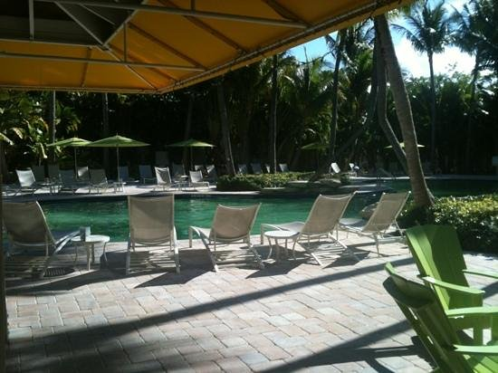 The Inn at Key West: pool area