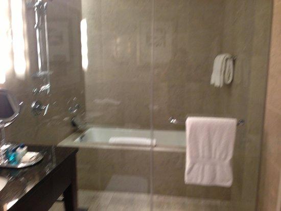 Trump International Hotel & Tower Chicago: Amazing bathroom