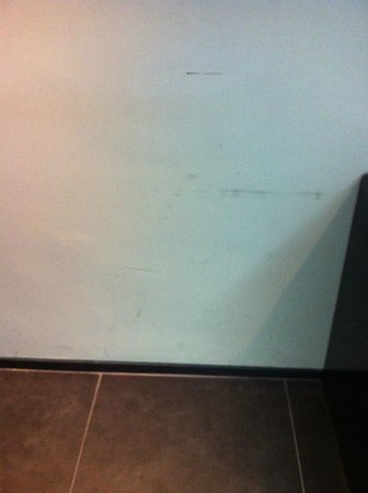Hotel Irene : wall
