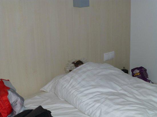 Hotel Klettur: bed