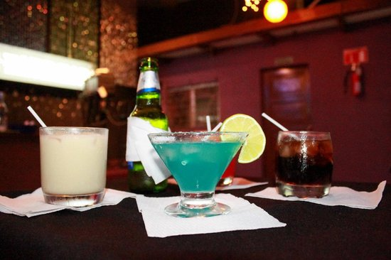 Paseo El Carmen: Bebida