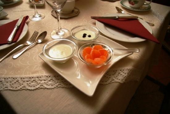 Hotel La Rescossa: lo yogurt