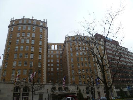 華盛頓特區五月花萬麗飯店照片